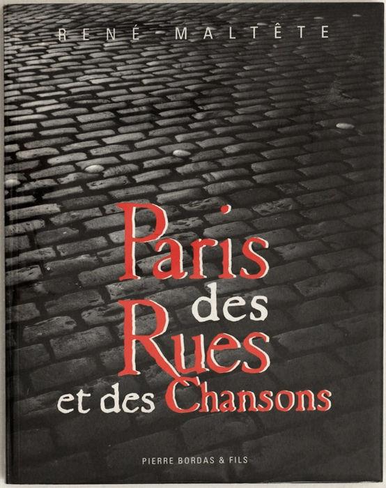 René Maltête - Paris des rues c - bintphotobooks | ello