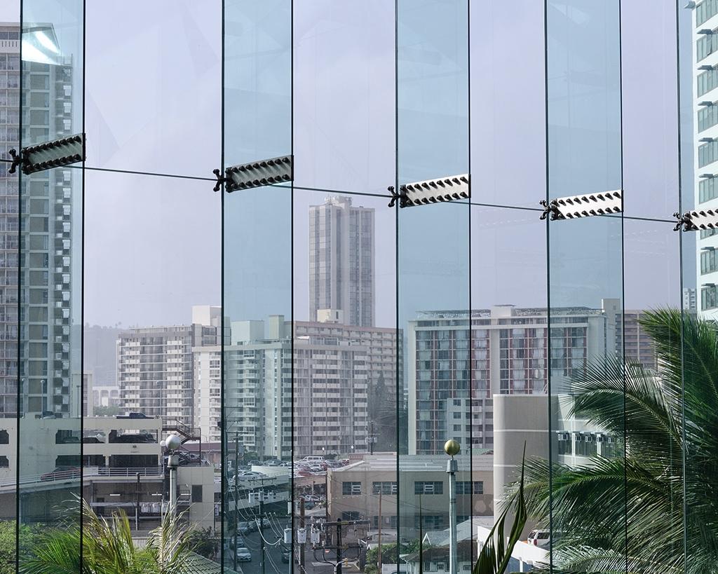 view Honolulu modern glass faca - shanesakata | ello
