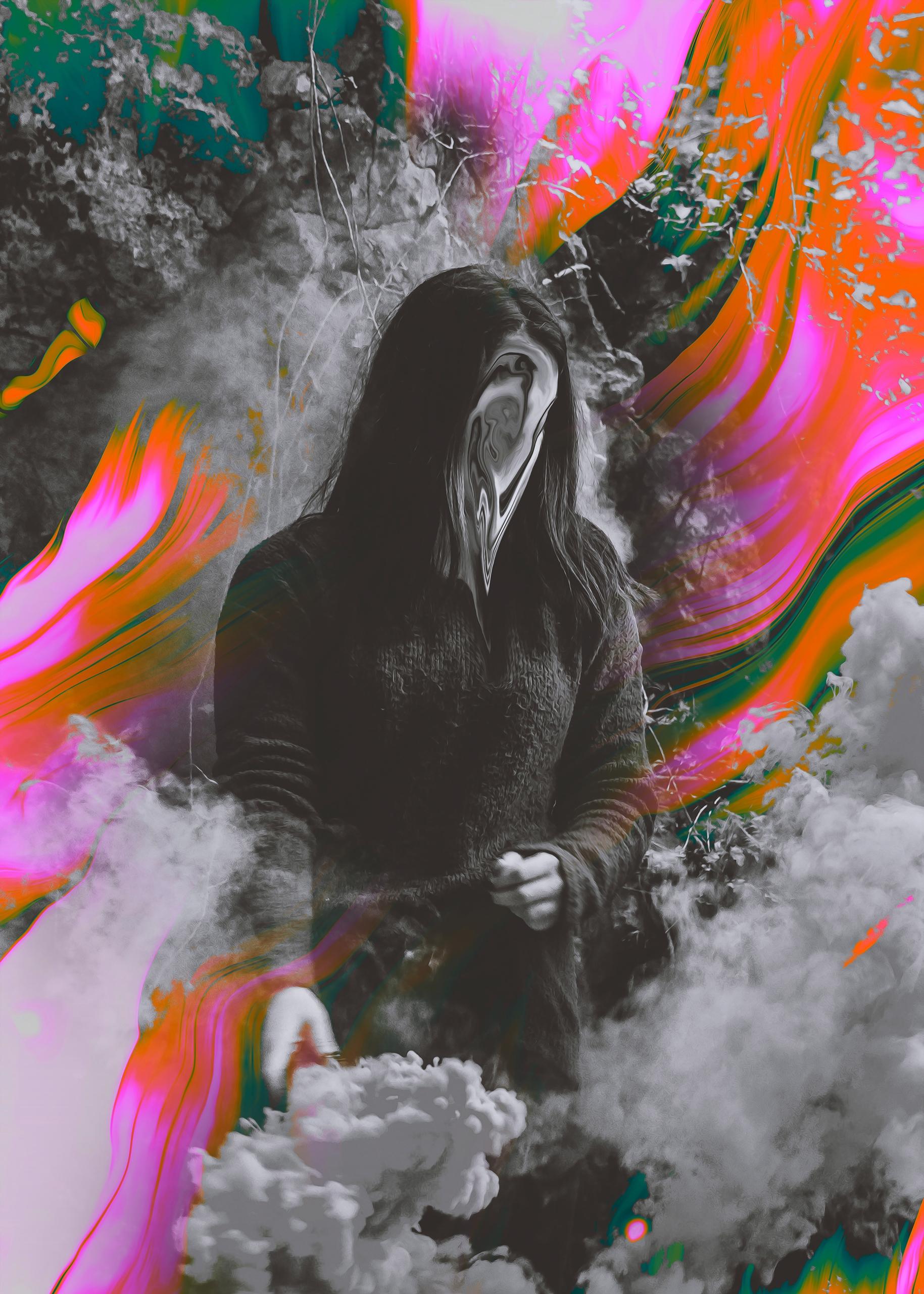 Anxiety Alycia Rainaud Artist M - maalavidaa | ello