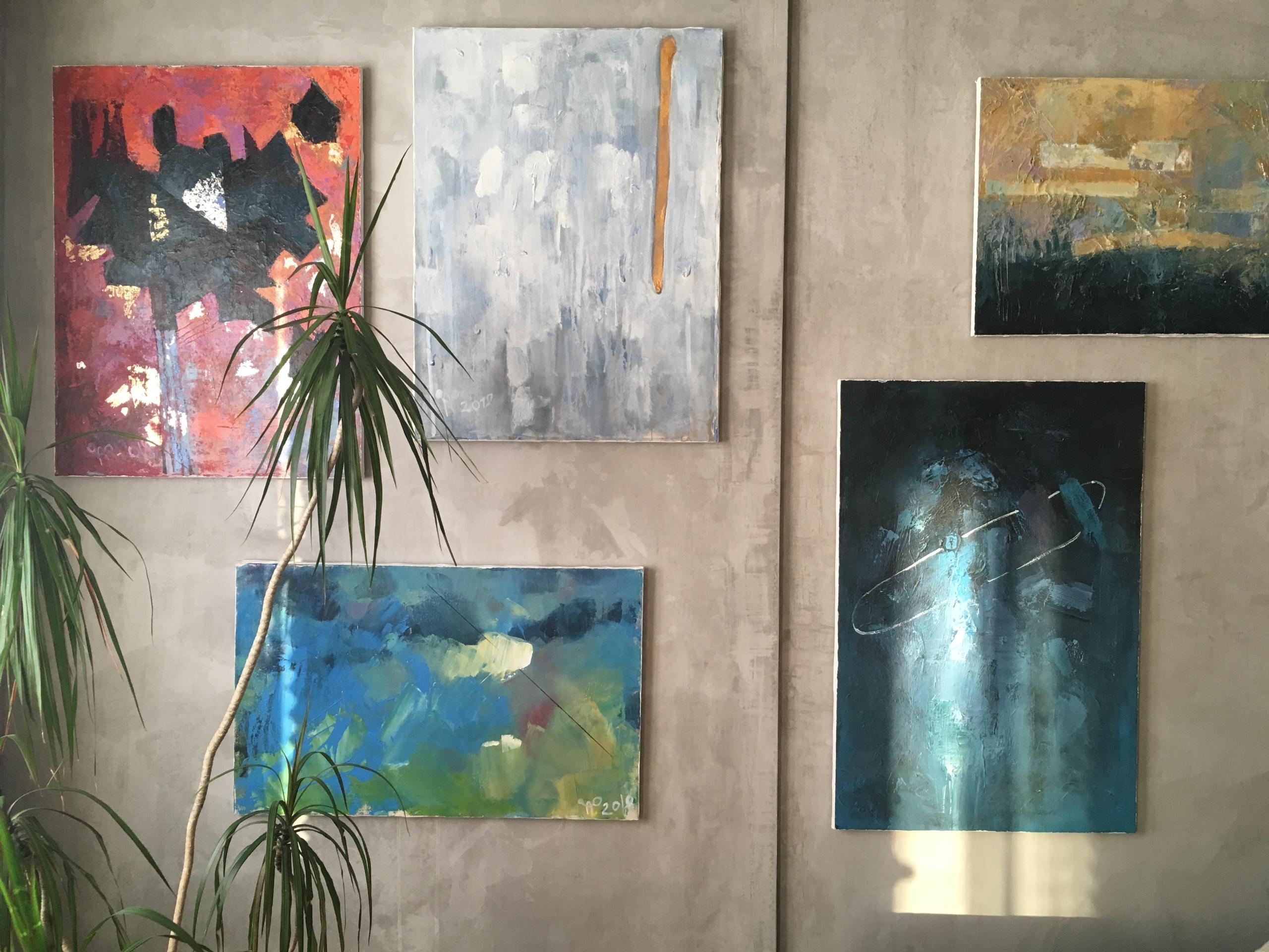 Seasons 2018 - meditation, abstractart - yd_studio | ello