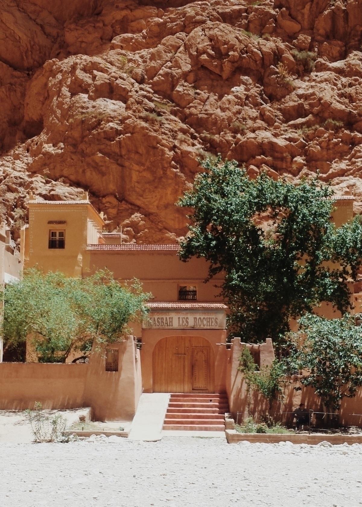 Les Roches - Morocco, kasbah, roches - lapremioqueen | ello