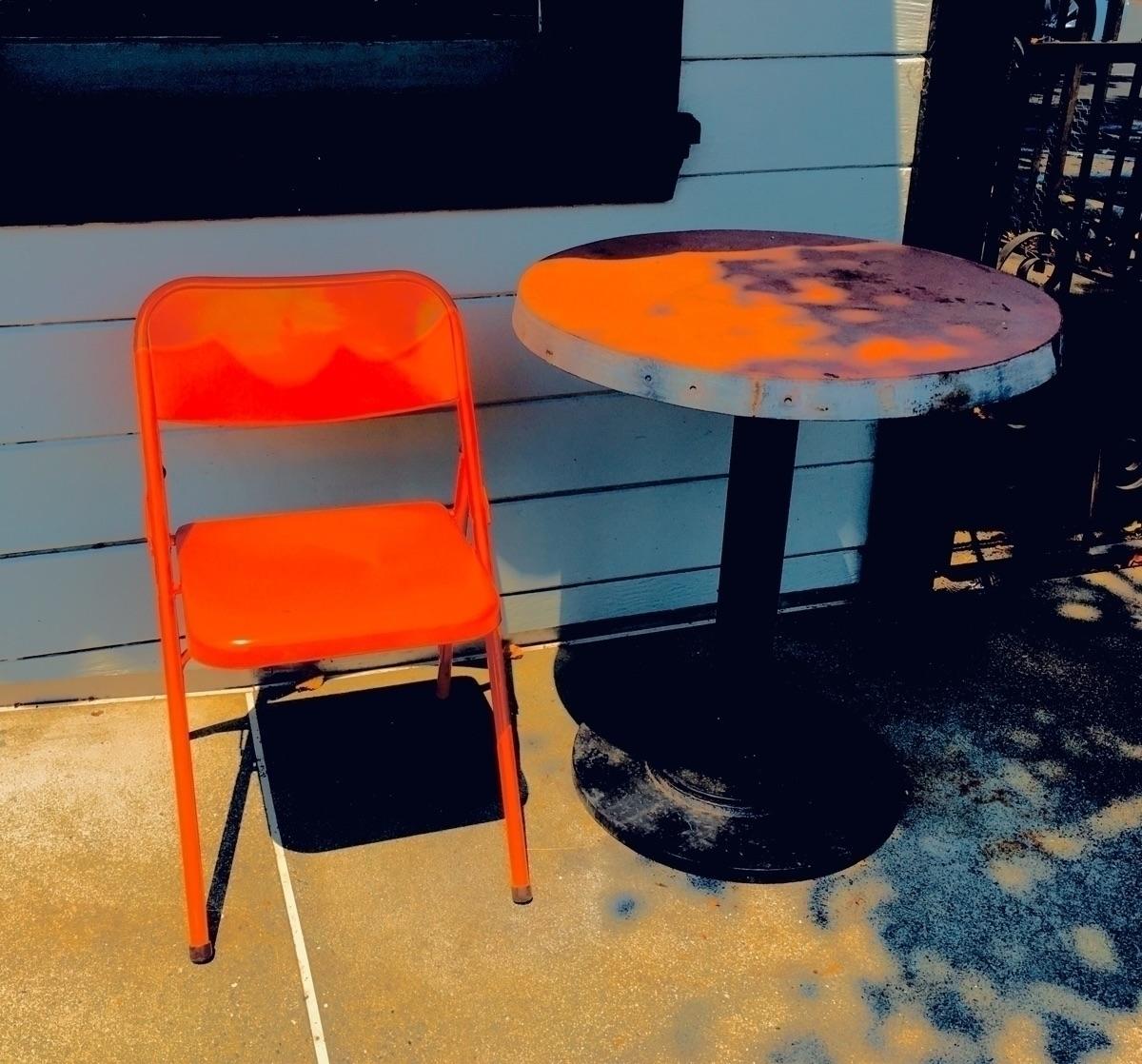 orangechair, iphone - katemoriarty | ello