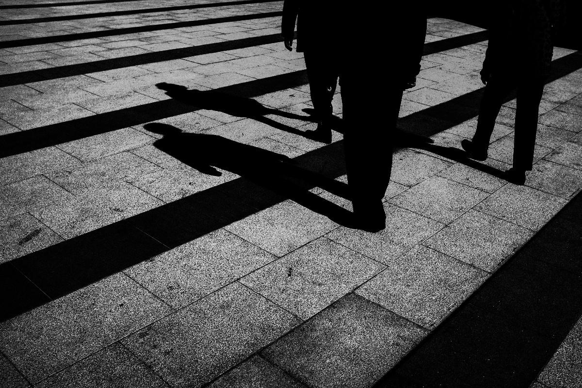 Silhouettes Stripes / Streets S - qgigon   ello