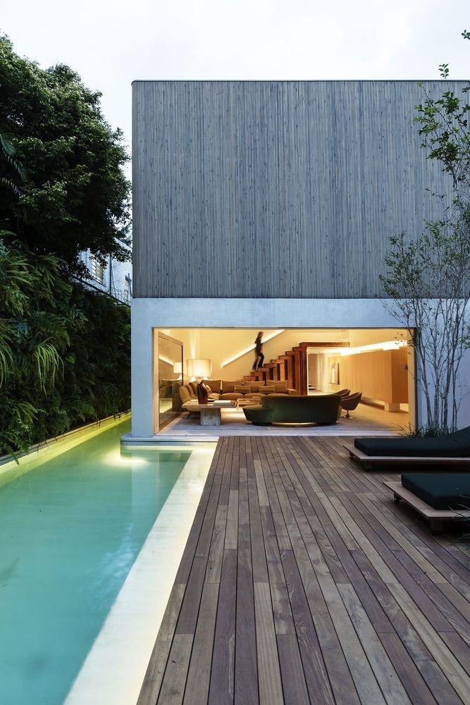 DS House Studio Arthur Casas Re - thetreemag | ello