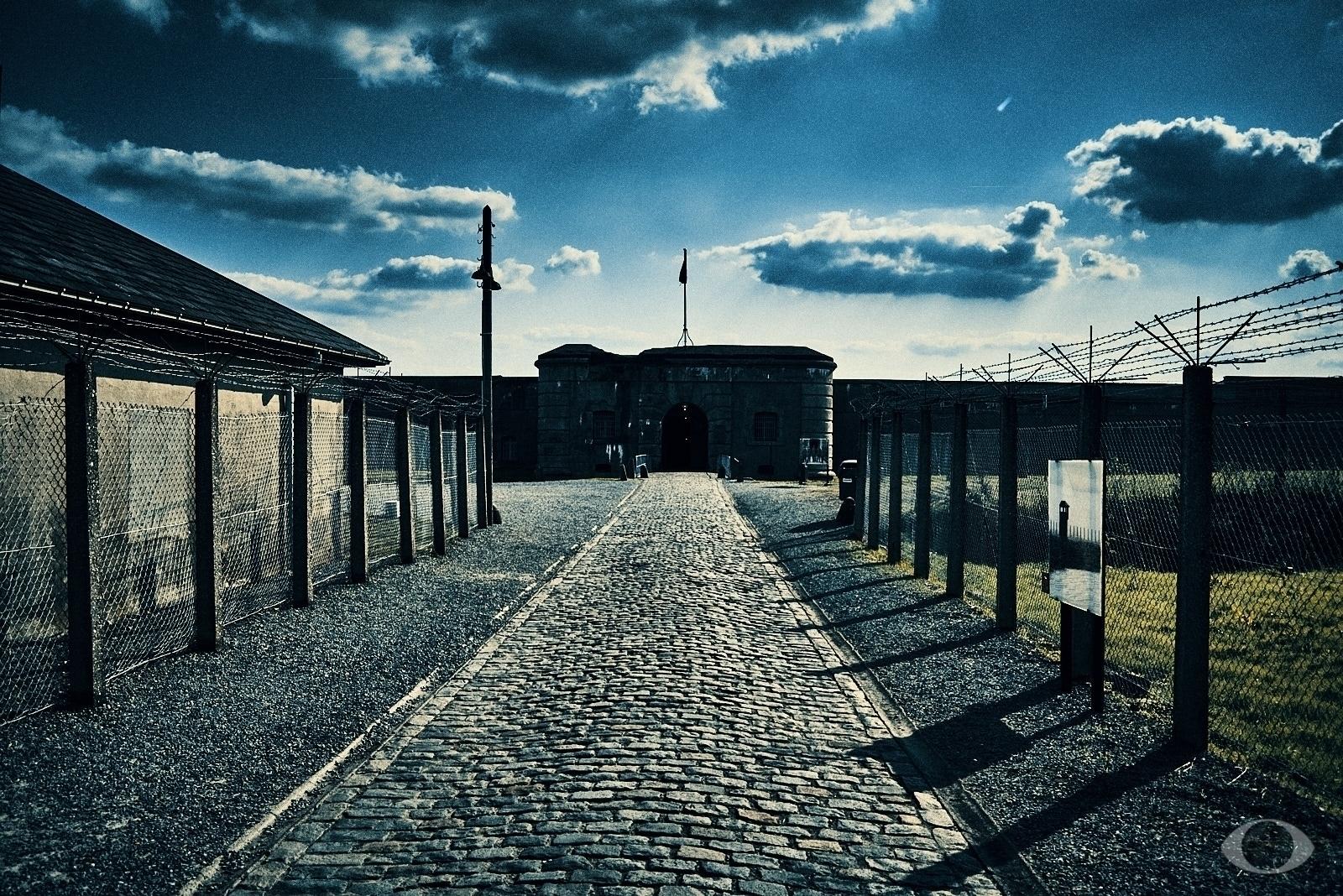 Fort Breendonk. Feels ages post - pentaxke | ello