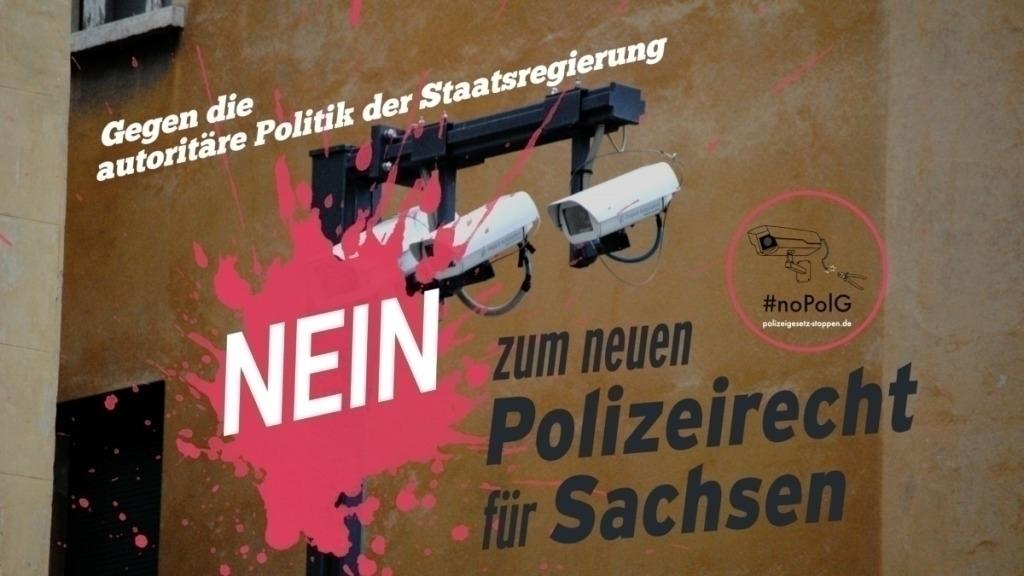 NEIN zum neuen Polizeirecht für - rm16   ello
