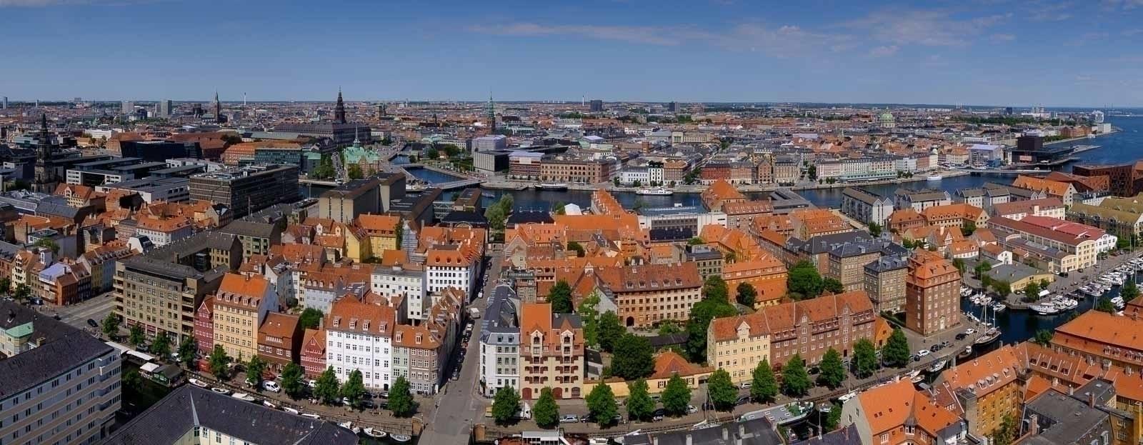 Panorama Kopenhagen. View Kopen - pentaxke | ello