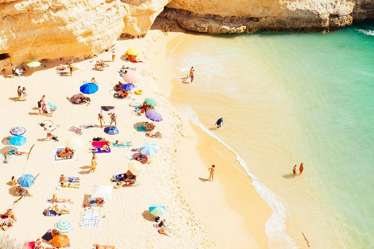 Beach Day - Algarve Portugal - x100f - jmsaponaro | ello