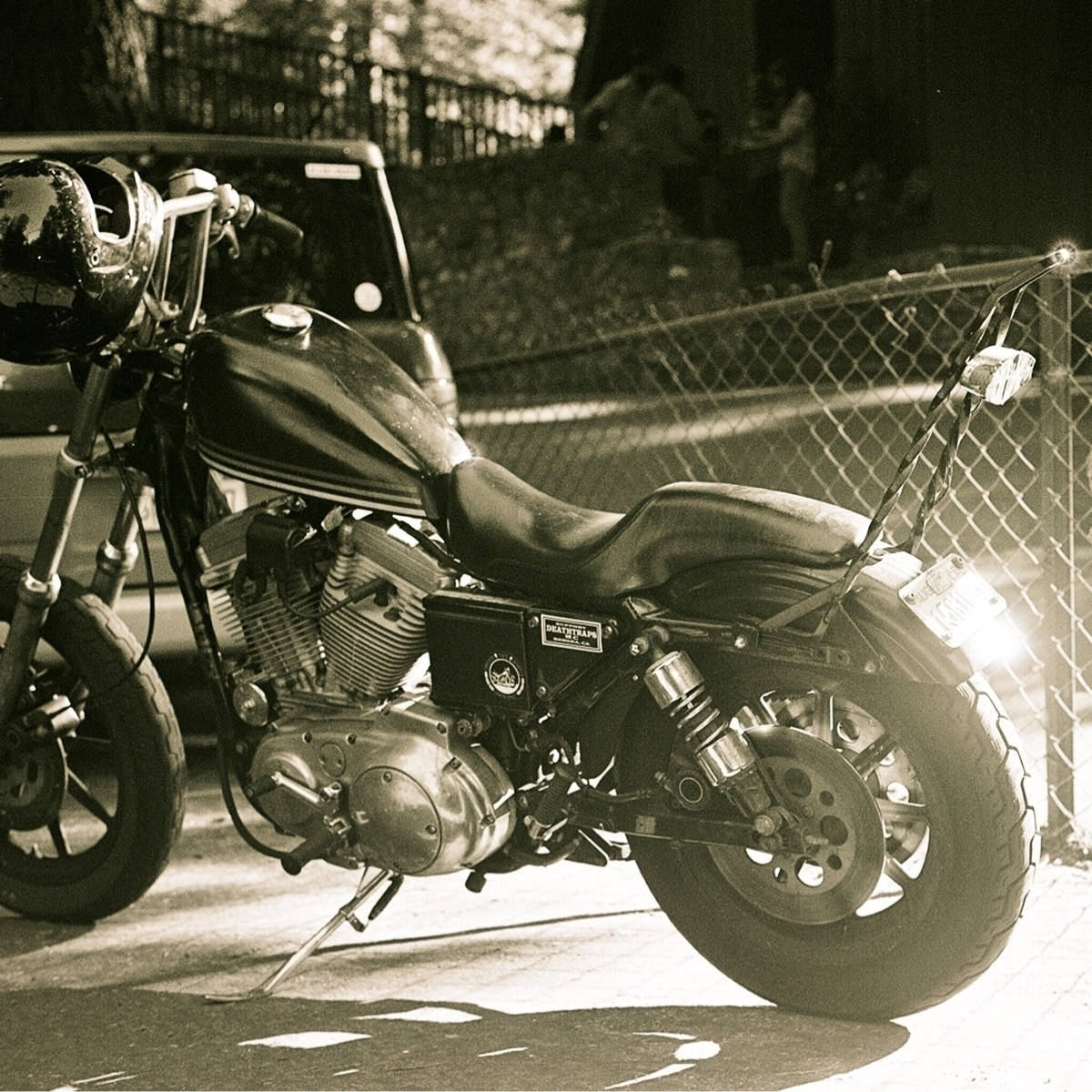 2 Wheels - 35mm, motorcycles, leicaM3 - photobiram | ello