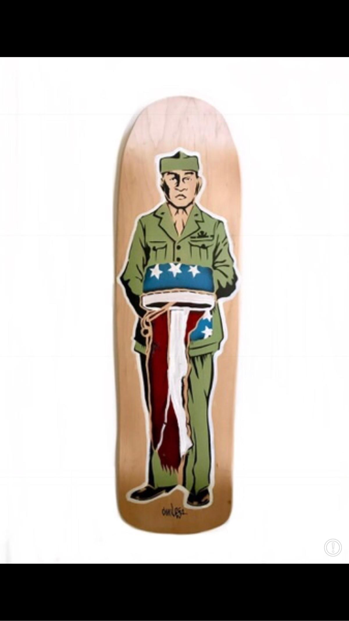 Ira Hamilton Hayes American war - apacheskateboards | ello