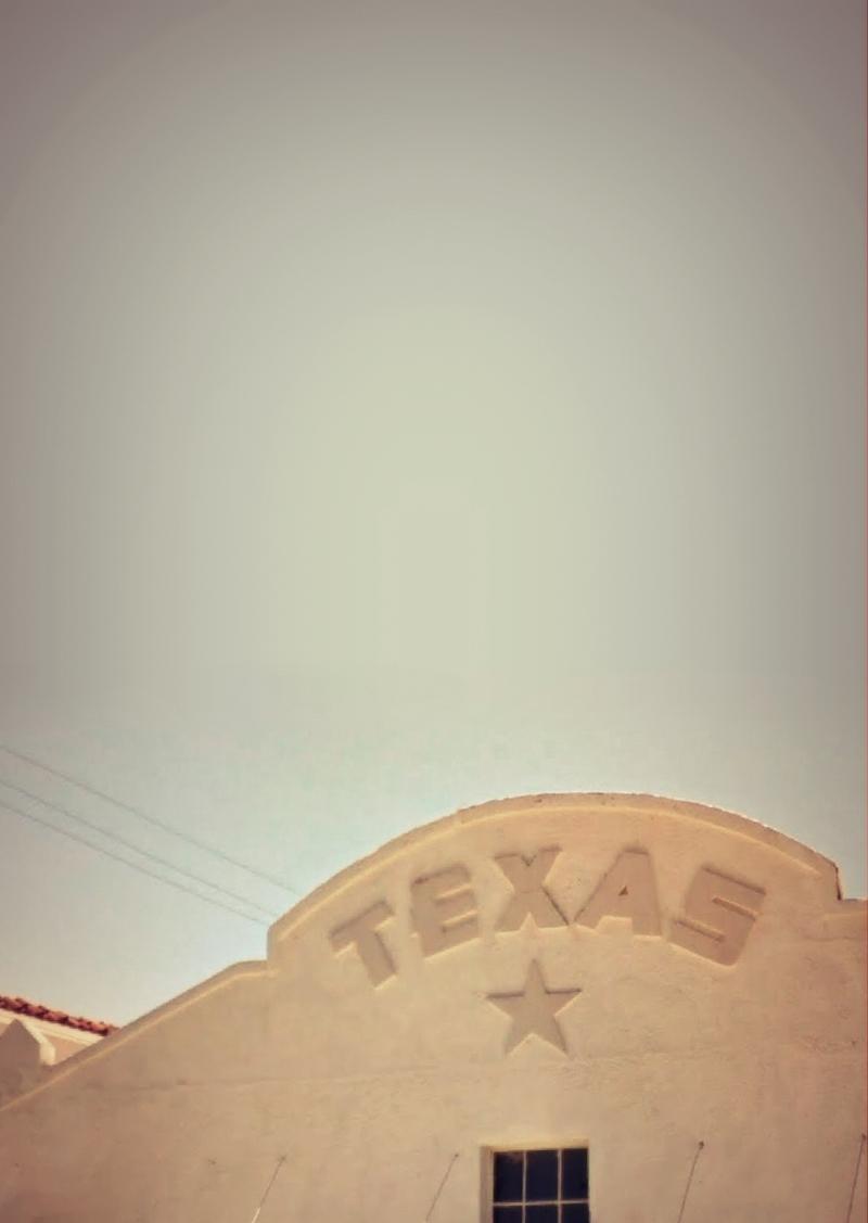 Highland Street, Marfa, Texas - rephotography - dispel   ello