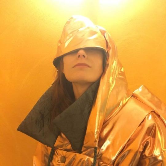 Woman Mars. Lisa Astarte jacket - okult | ello