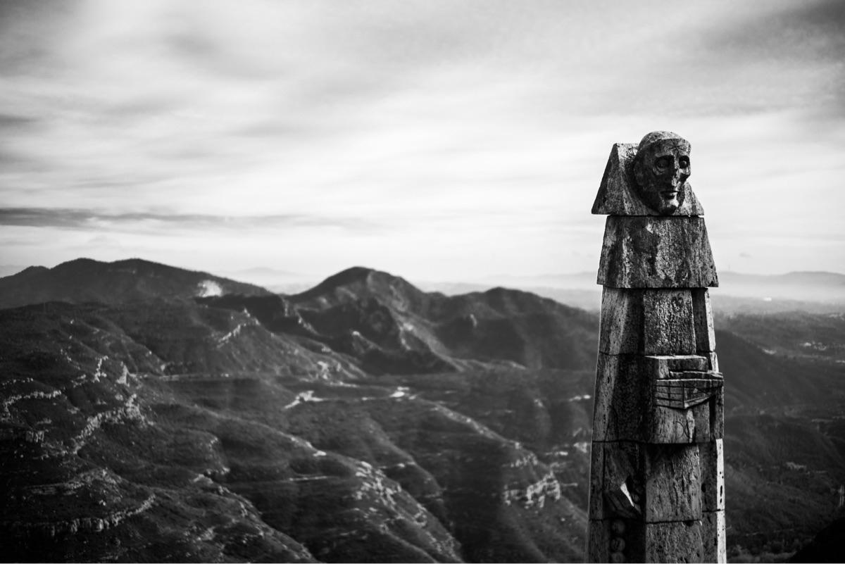 Spain - blackandwhite, landscape - ben-staley | ello
