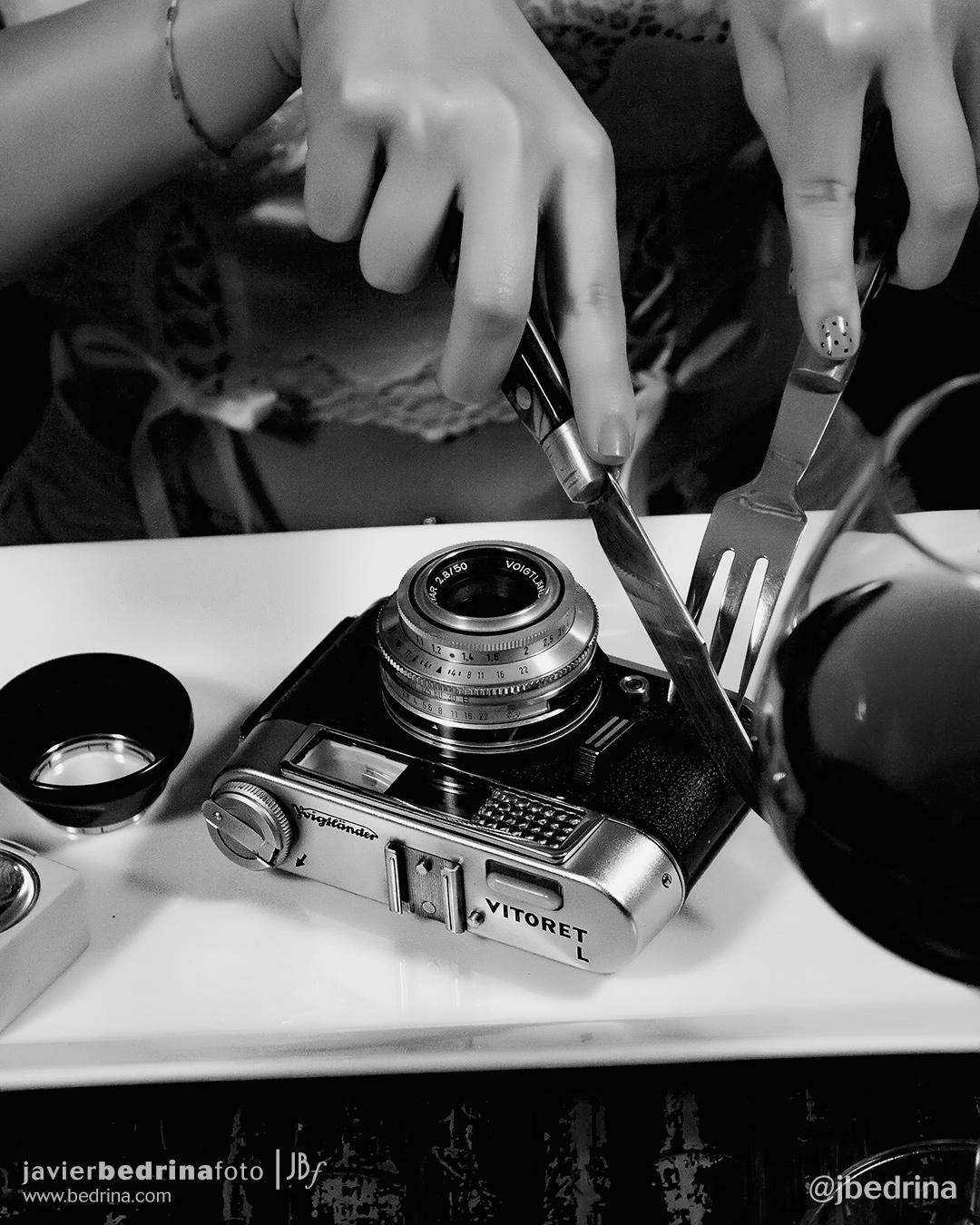 Dinner Vitoret. Photography pas - jbedrina | ello