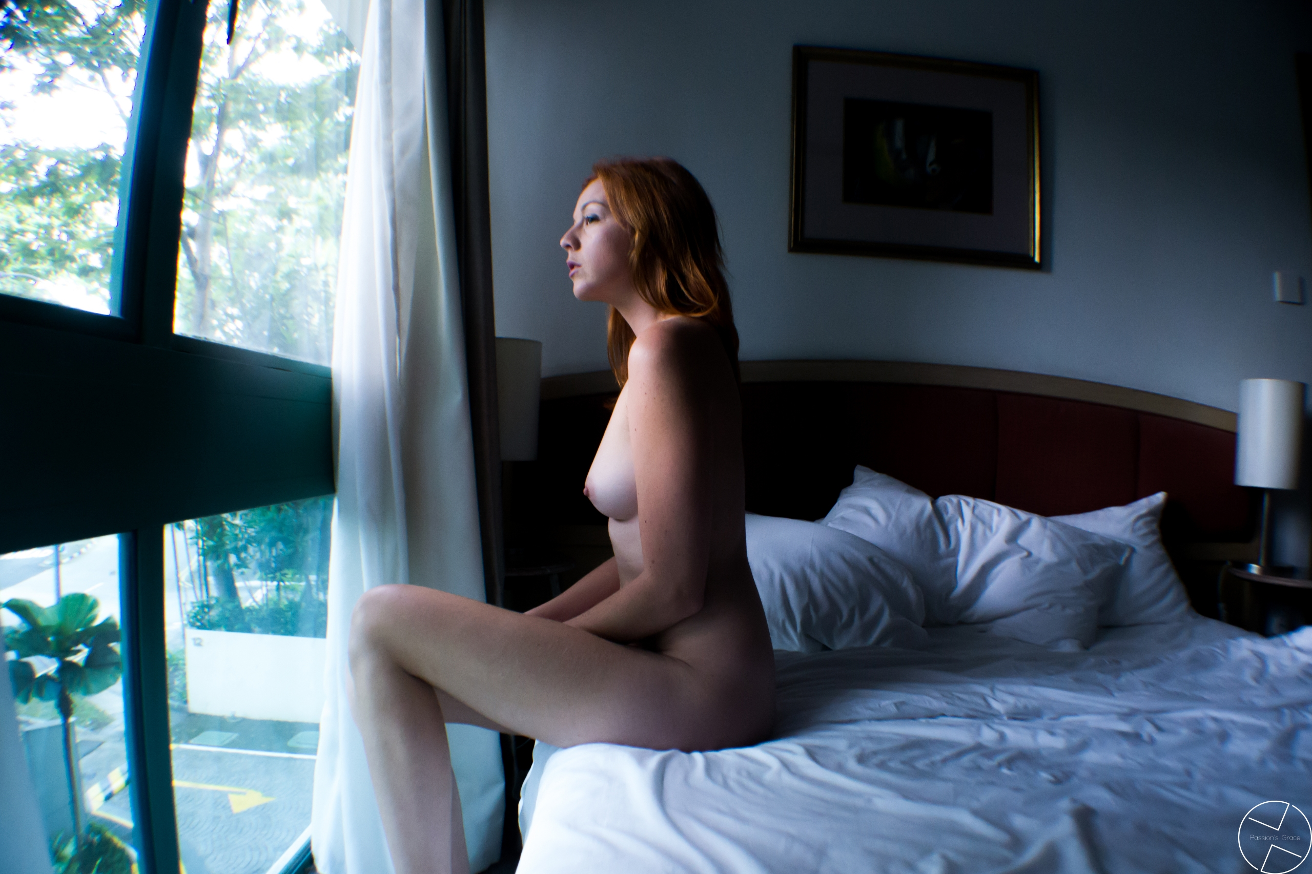 Saturday Morning. Model: Elen - nsfw - passionsgrace | ello