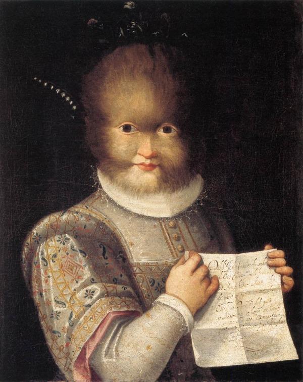 Lavinia Fontana: Portrait Anton - arthurboehm | ello
