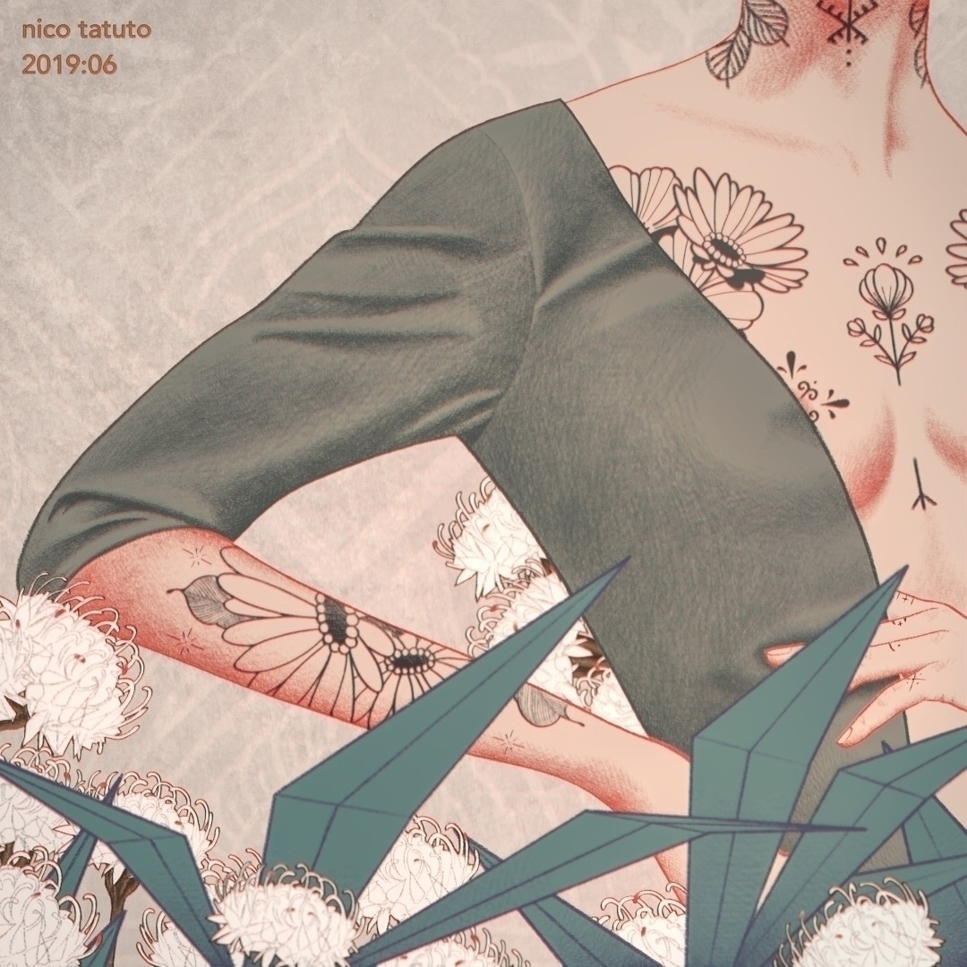 2019:06 Instagram nico.tatuto - tattoo - nico_tatuto | ello