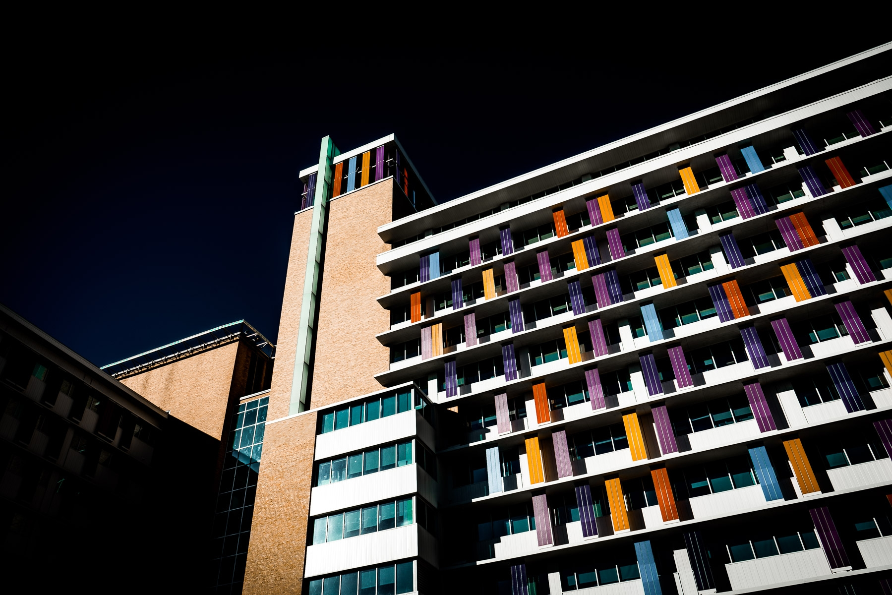 Color Darkness multi-colored fa - 75centralphotography   ello