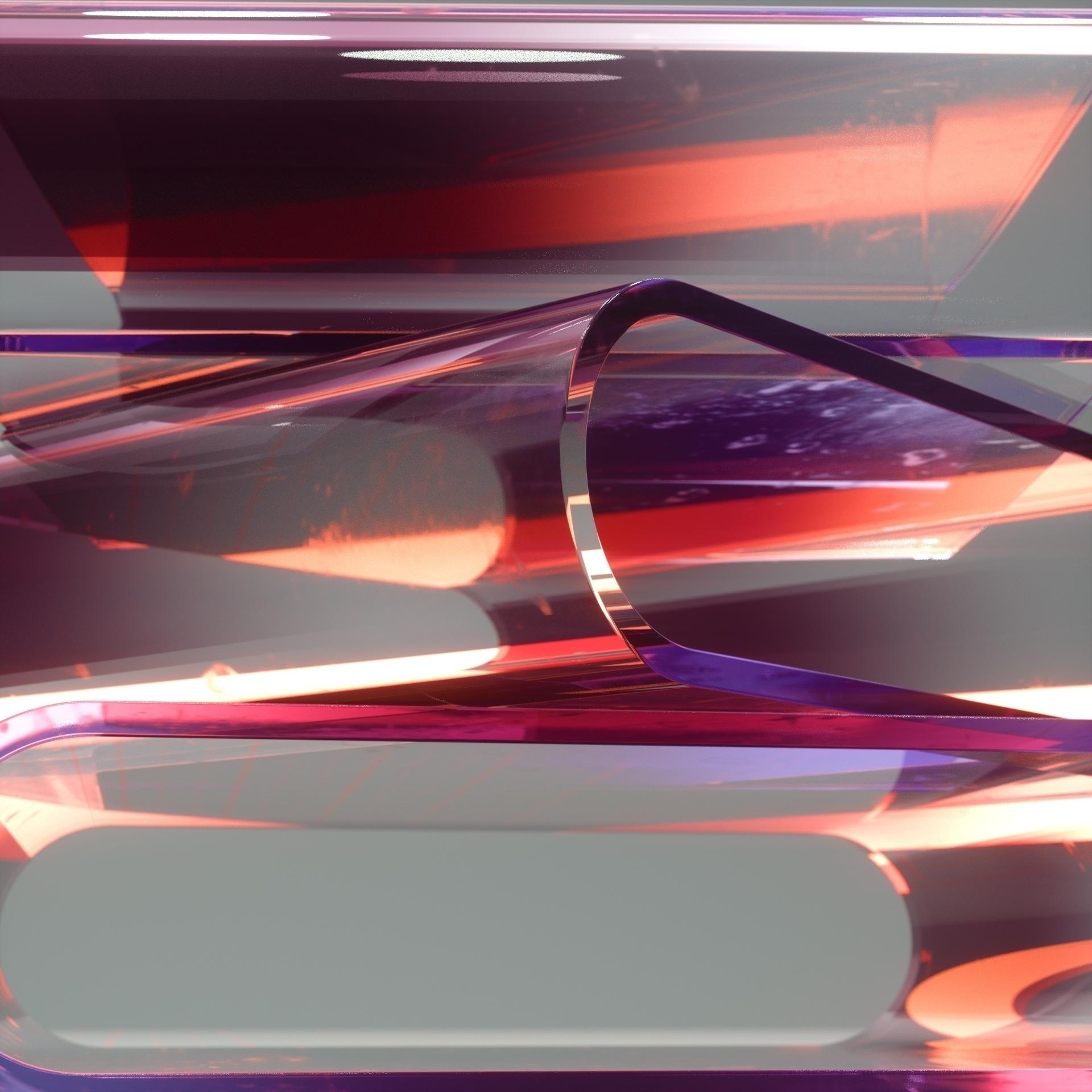 Glass Instagram - Color, Minimal - aaaronkaufman | ello